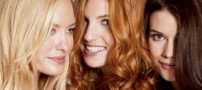 رنگ موهای پرطرفدار