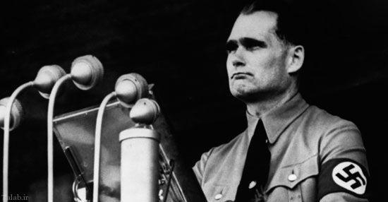 رودلف هس، مرد وفادار به هیتلر!