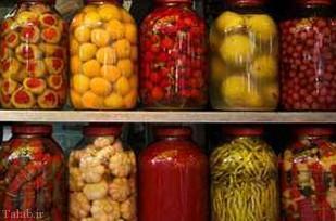 طرز تهیه ترشی سبزیجات