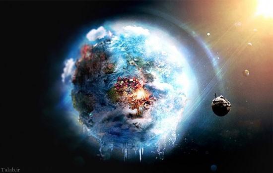 همه چیز در مورد نیروی جاذبه زمین!
