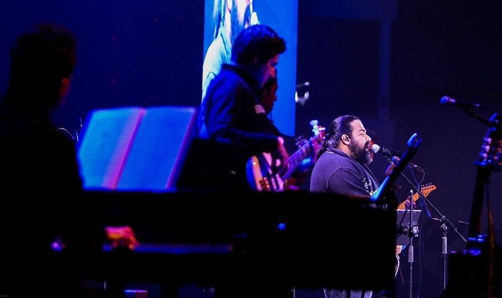 گزارش کامل از کنسرت رضا صادقی در جشنواره فجر + عکس