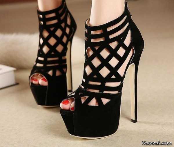 چگونه کفش پاشنه بلندی انتخاب کنیم تا اذیت نشویم
