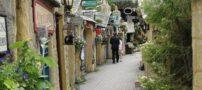آشنایی با دهکده کوچک بریتانیایی در کشور ژاپن + عکس