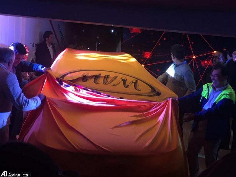 شاسی بلند جدید ایکس 22 محصول جدید مدیران خودرو + مشخصات و عکس