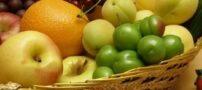 چگونگی تازه ماندن میوه ها