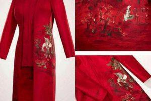لباس ابریشمی که 20 میلیون تومان قیمت دارد + عکس