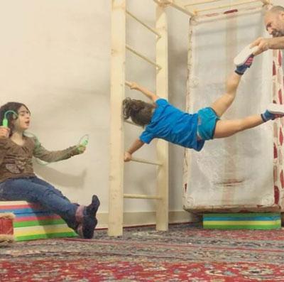 با آرات نابغه 3 ساله ایرانی بیشتر آشنا شوید + جزئیات کامل