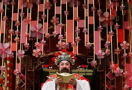 طالع بینی چینی در سال 2017