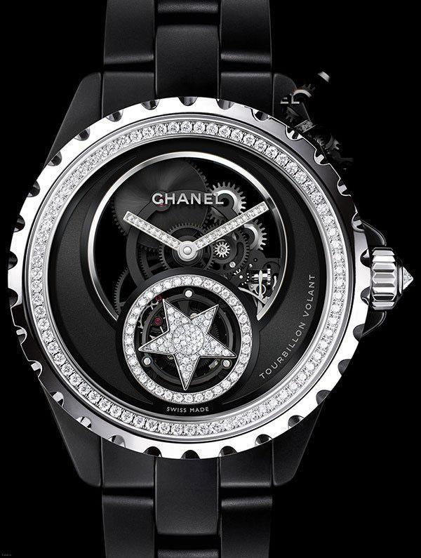 جدیدترین کلکسیون مدل ساعت مچی شنل chanel