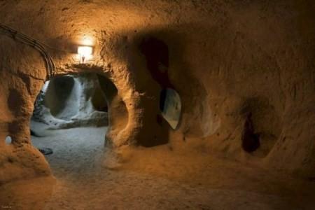 شهر 18 طبقه زیر زمینی در ترکیه کشف شد + عکس