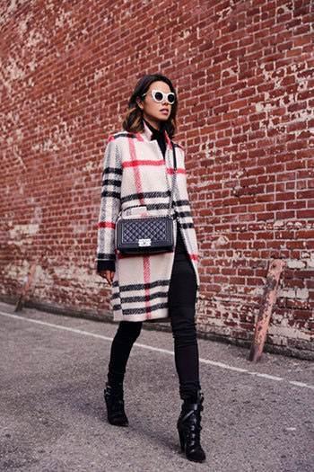 جدیدترین مدلهای پالتو دخترانه محصول سال 2017