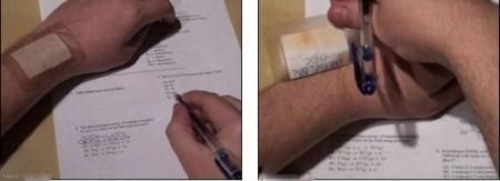 جالب ترین تقلب ها سر جلسه امتحان