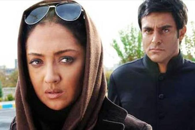 محمدرضا گلزار در فیلم سینمایی بانویی از ماه
