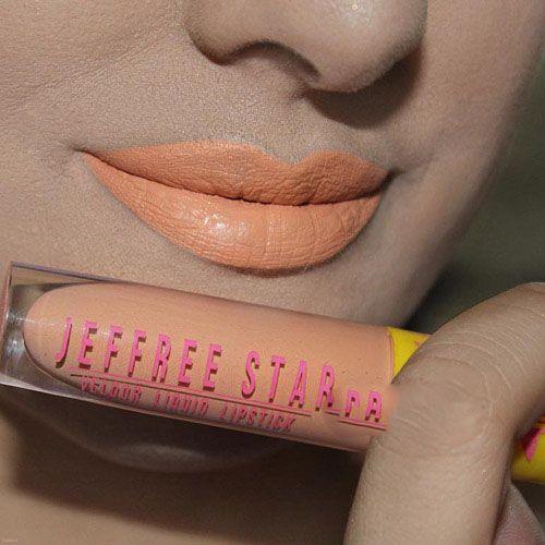 بهترین رنگ های رژ لب مارک Jeffree Star