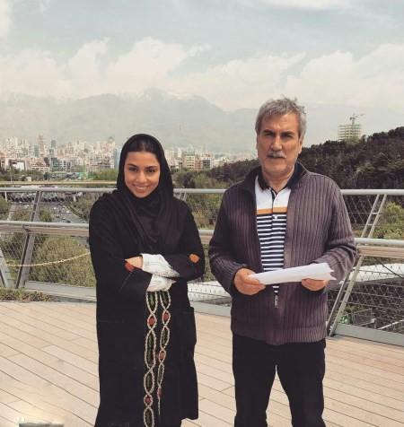 بیوگرافی و تصاویر فتانه ملک محمدی