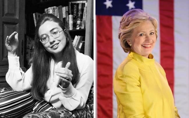 عکس های جالب افراد مشهور قبل و بعد معروف شدن