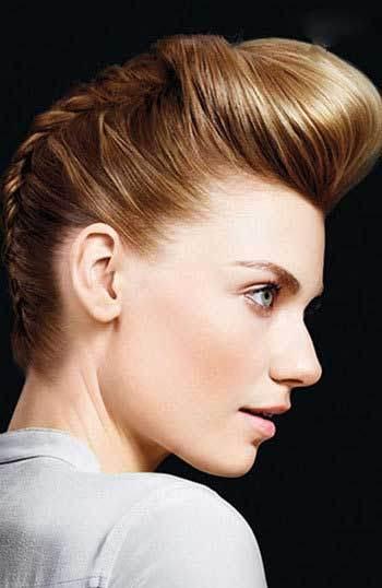 18 مدل از انواع مدل موهای زنانه محصول 2021