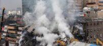تصمیم مهم دولت برای دادن خسارت ساختمان پلاسکو
