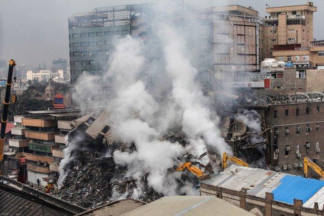 علت مهم آتش سوزی پلاسکو از زبان وزیر کشور گفته شد
