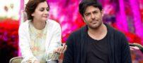 حضور بازیگر زن مشهور هندی در کنار محمد رضا گلزار