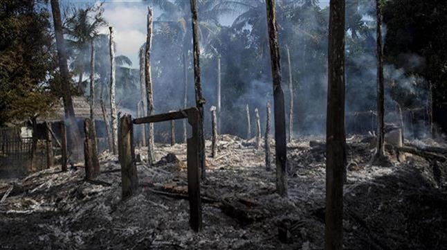 تصویر تکاندهنده از کودک میانماری که یادآور آیلان شد! +تصاویر