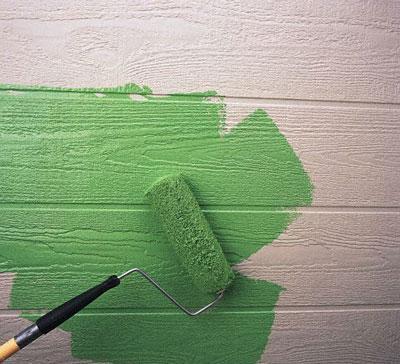 رنگ کردن اطراف خانه با بهترین روش ها