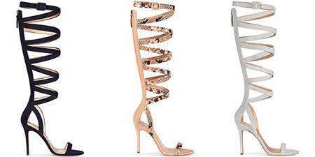 آشنایی با کلکسیون انواع مدل های کفش جنیفر لوپز + عکس