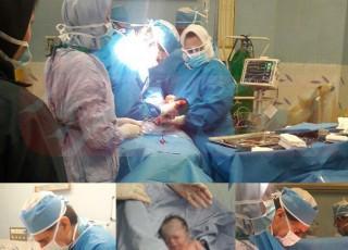 تولد نوزاد از جنین فریز شده 15 ساله در ایران (+ عکس)