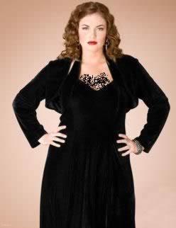 طرز عوض کردن لباس برای زنان وزن بالا