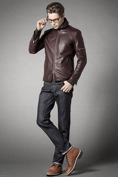 مدل لباس های شیک زمستانی مردانه 2017
