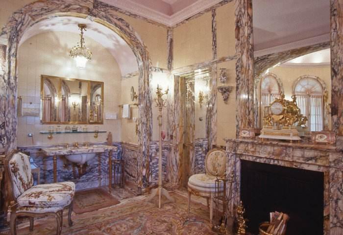 قصر باشکوه و زیبای دونالد ترامپ در فلوریدا