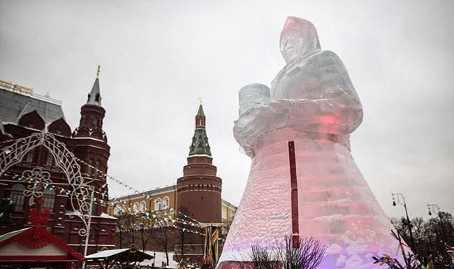 گزارشی دیدنی از مردان و زنان روسی در فستیوال ماسلنیتسا