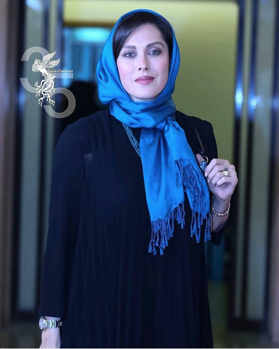 تصاویری از پوشش هایی بازیگران مشهور در جشنواره فیلم فجر