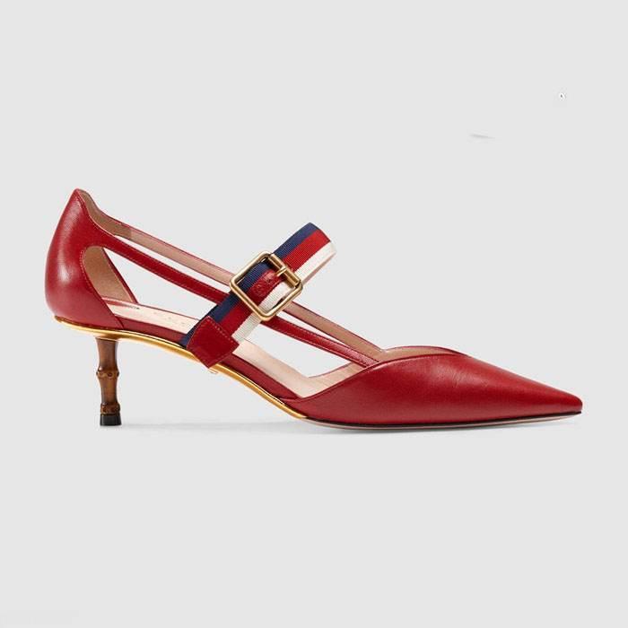 معرفی مدل کفش های معروف زنانه در برند جهانی گوچی 2020