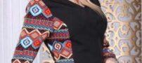 مانتو مناسب در طرح ایرانی با هر اندامی