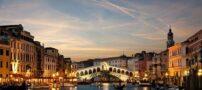 ونیز مکانی زیبا مخصوص تفریح و گشت و گذار در ایتالیا
