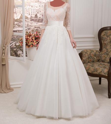 لباس عروس 1