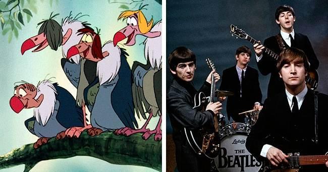 نگاهی جالب از انیمیشن و کاریکاتور های معروف جهان