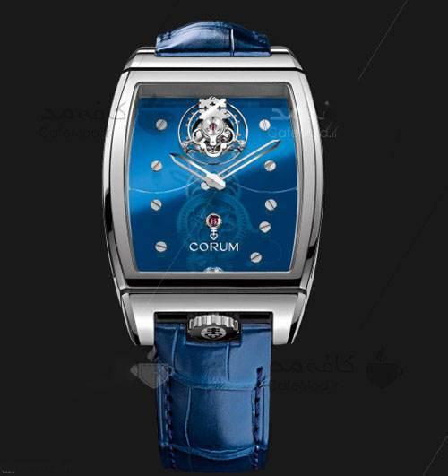 جدیدترین مدل های ساعت مچی لاکچری Corum