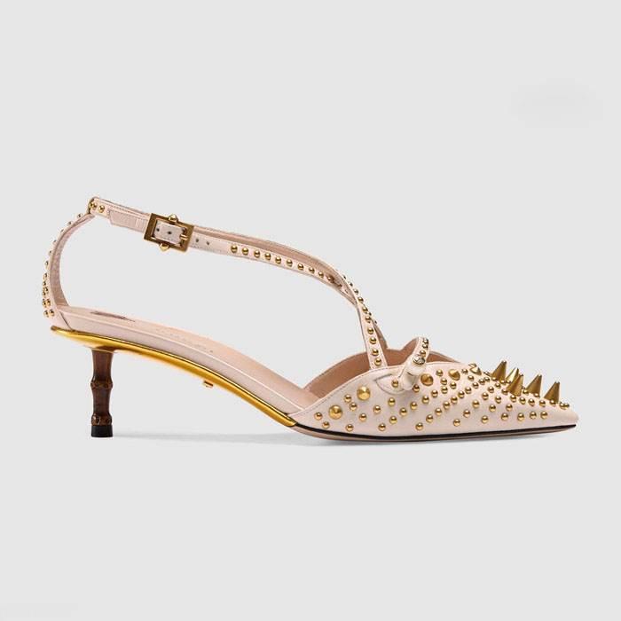 معرفی مدل کفش های معروف زنانه در برند جهانی گوچی 2017