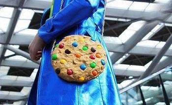 انواع مدل های کیف جالب در طرح خوردنی ها