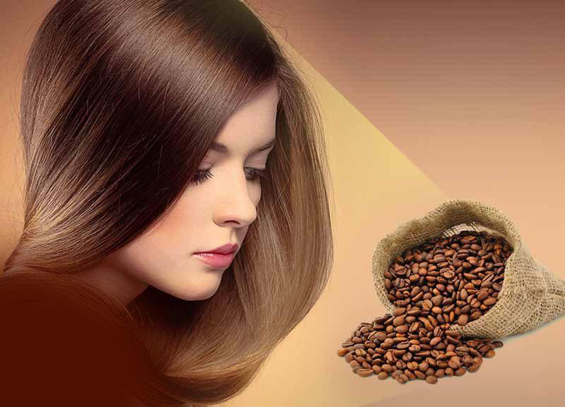 با قهوه موهایتان را بشویید و تمیزی آن را احساس کنید