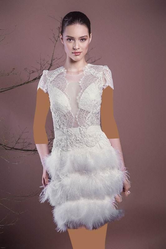 جدیدترین مدل لباس عروس برند Cristallini محصول 2017