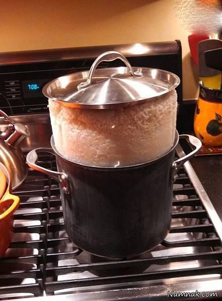 تصاویر دیدنی از خرابکاری در زمان آشپزی
