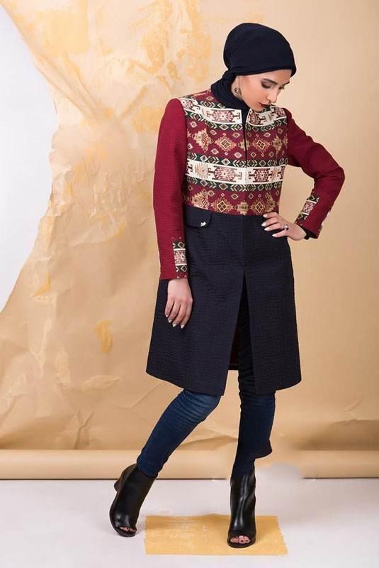 معرفی انواع مدل مانتو های با حجاب و خاص 1399