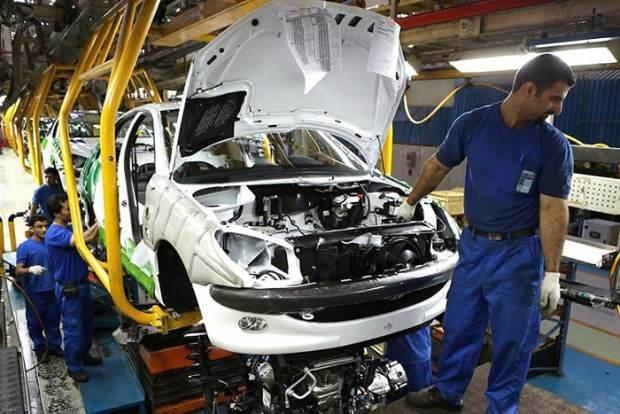 تولید اتومبیل های بی کیفیت و خوشحالی خودروسازان