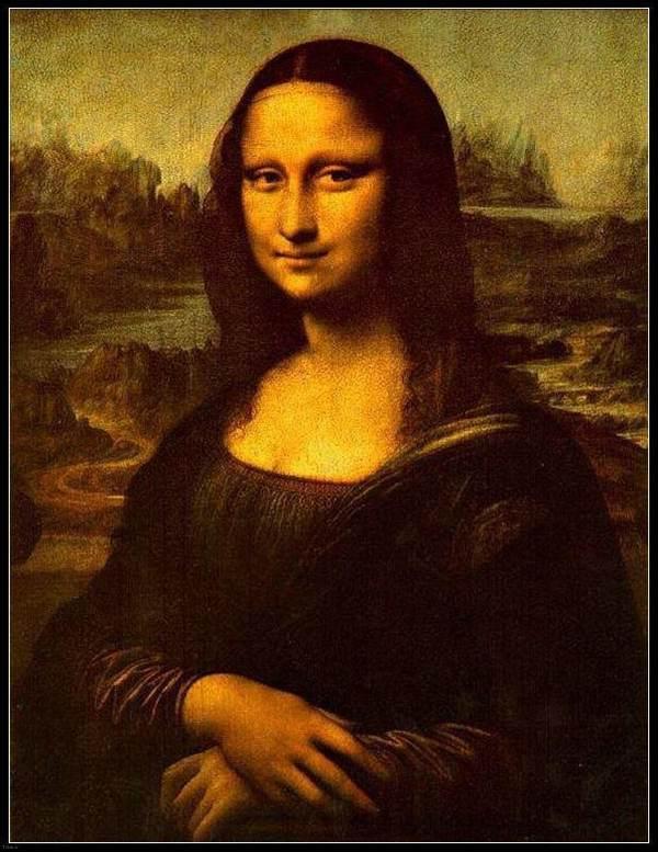 همه چیز در مورد عجایب تابلو مونالیزا