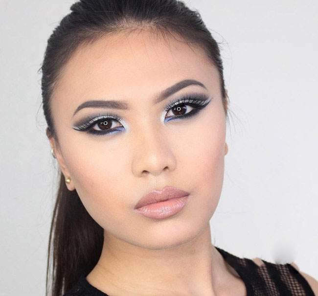 انواع مدل های آرایشی و مدل مو زنانه از طرح Charmie Janee