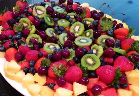 خواص سالاد میوه مخصوص لاغری و تناسب اندام