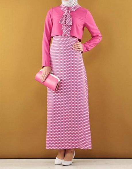 انواع جدیدترین مدل لباس های با حجاب و پوشیده محصول 2019